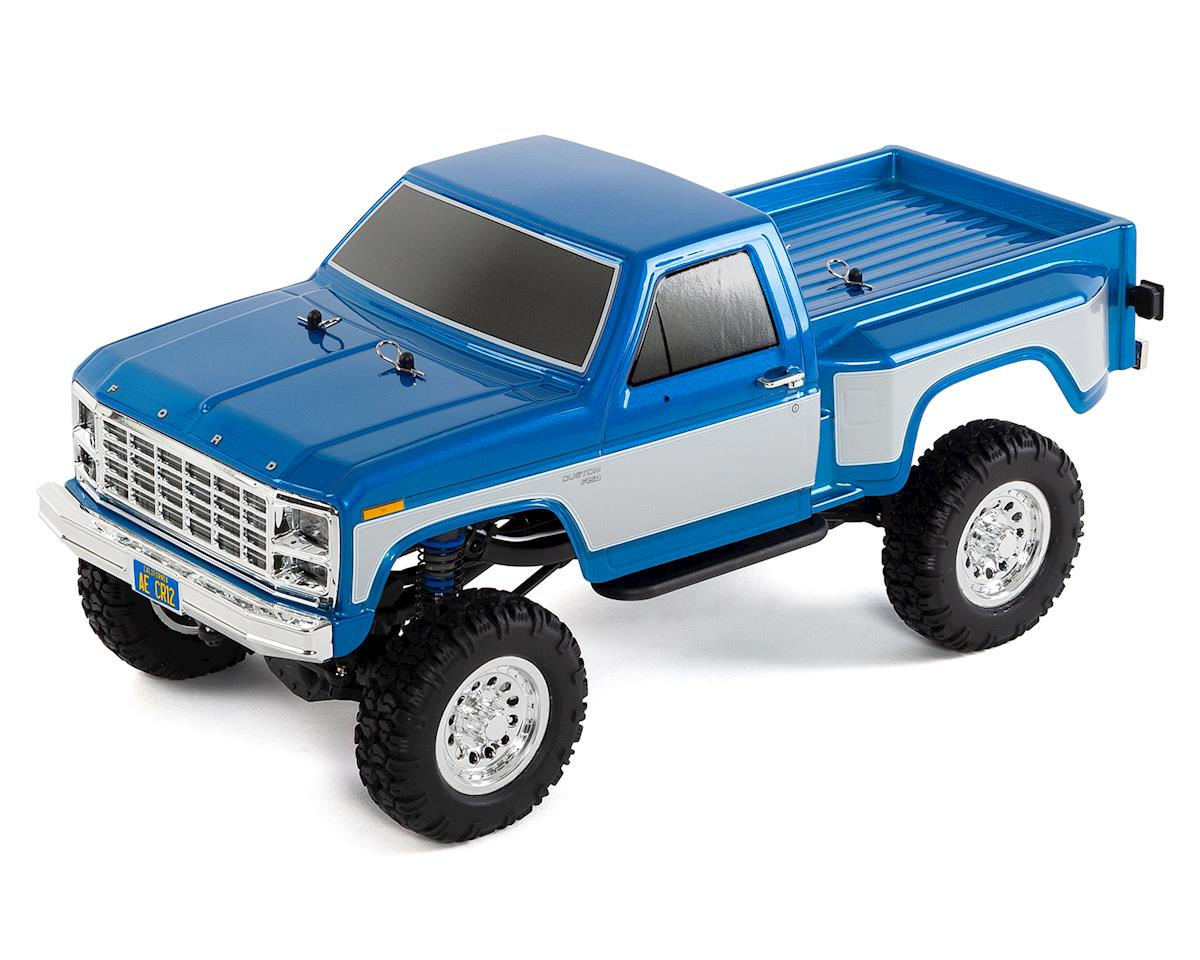 hight resolution of team associated cr12 ford f 150 truck rtr 1 12 4wd rock crawler blue asc40002 rock crawlers amain hobbies