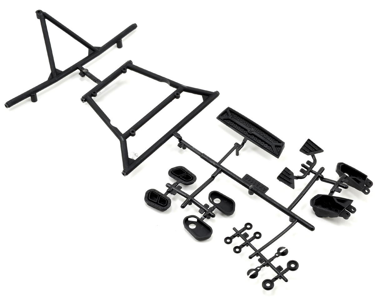 Axial Yeti Y-380 Cage Front/Rear Insert Set [AXI31116