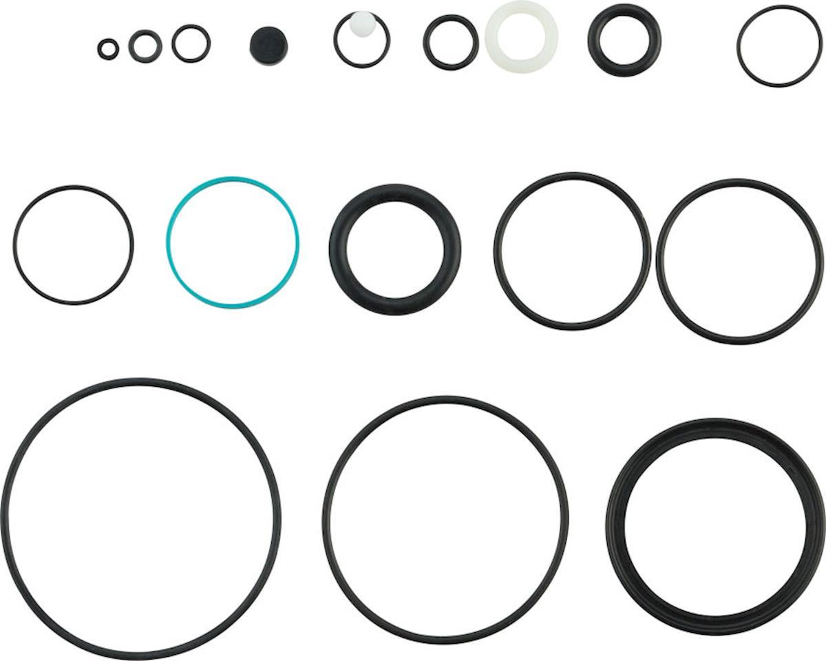 Fox CTD Boost Valve & Dish Rear Shock Rebuild Kit [803-00
