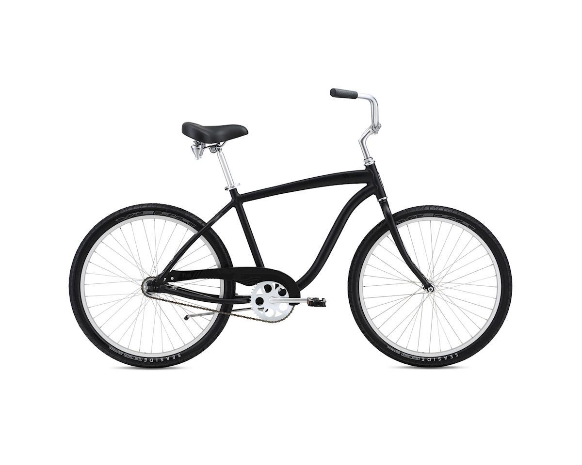 Fuji Bikes Fuji Captiva Cruiser Bike 2016 (Black) [31-4677