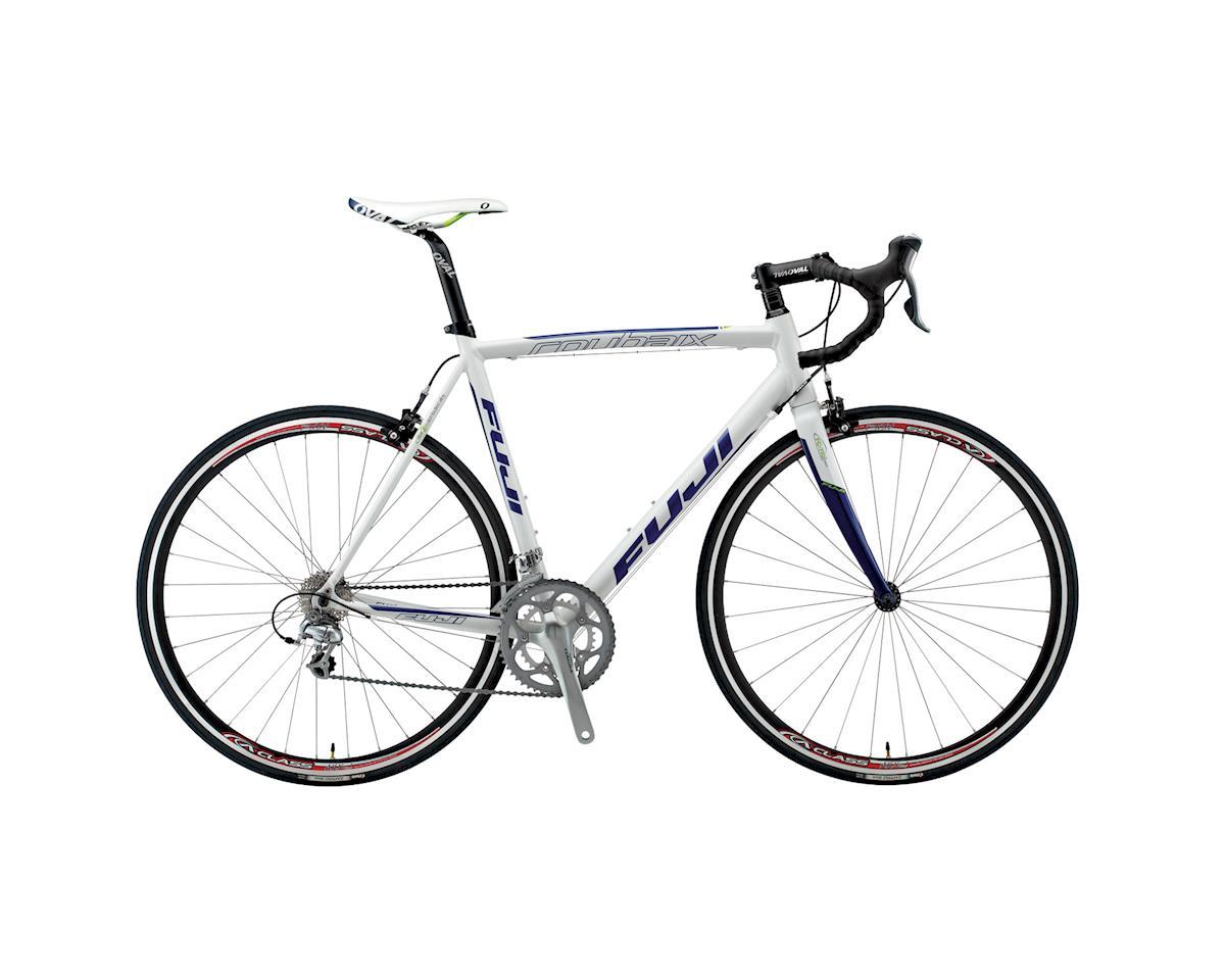 Fuji Roubaix 2.0 Road Bike (White) (52) [YB-RBX2-46-P