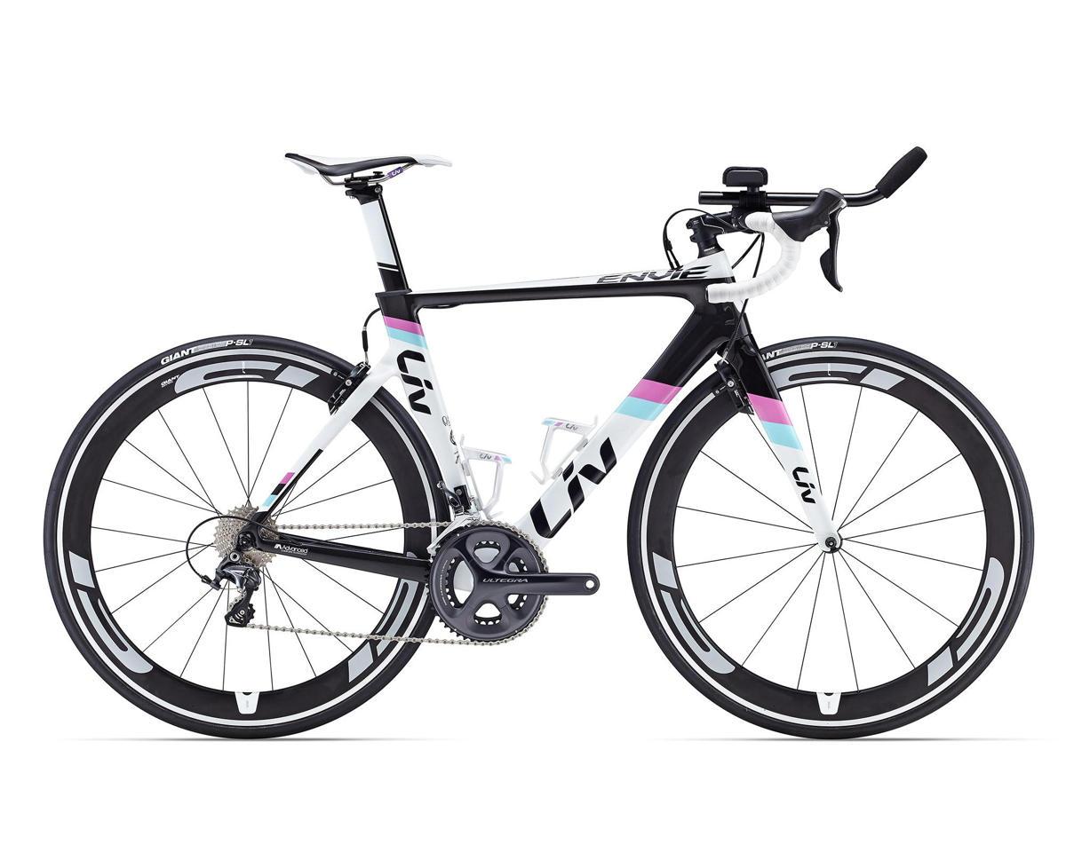 Liv Giant Envie Advanced 1 Tri Women S Aero Bike