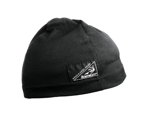 Headsweats Coolmax Skull Cap Black Hs-cxc- Clothing