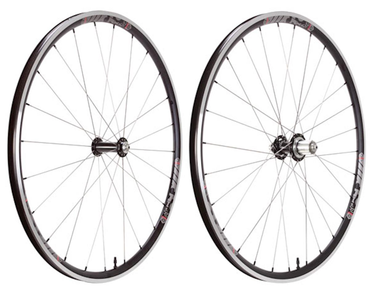Industry Nine i25TL Classic 700c Wheelset (Black/Silver