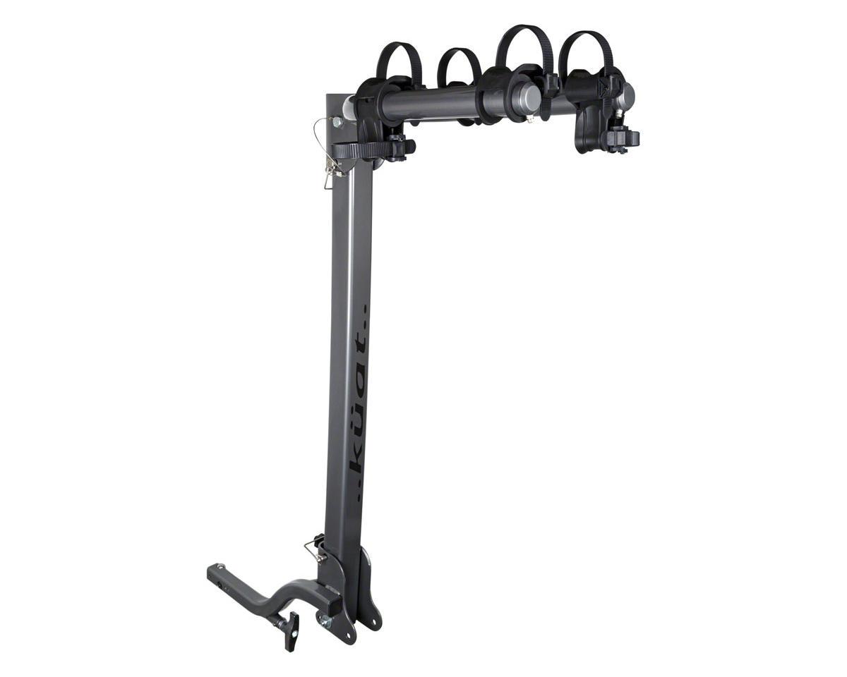 Kuat Beta 2-Bike Hitch Rack (Gun Metal Grey) (1-1/4
