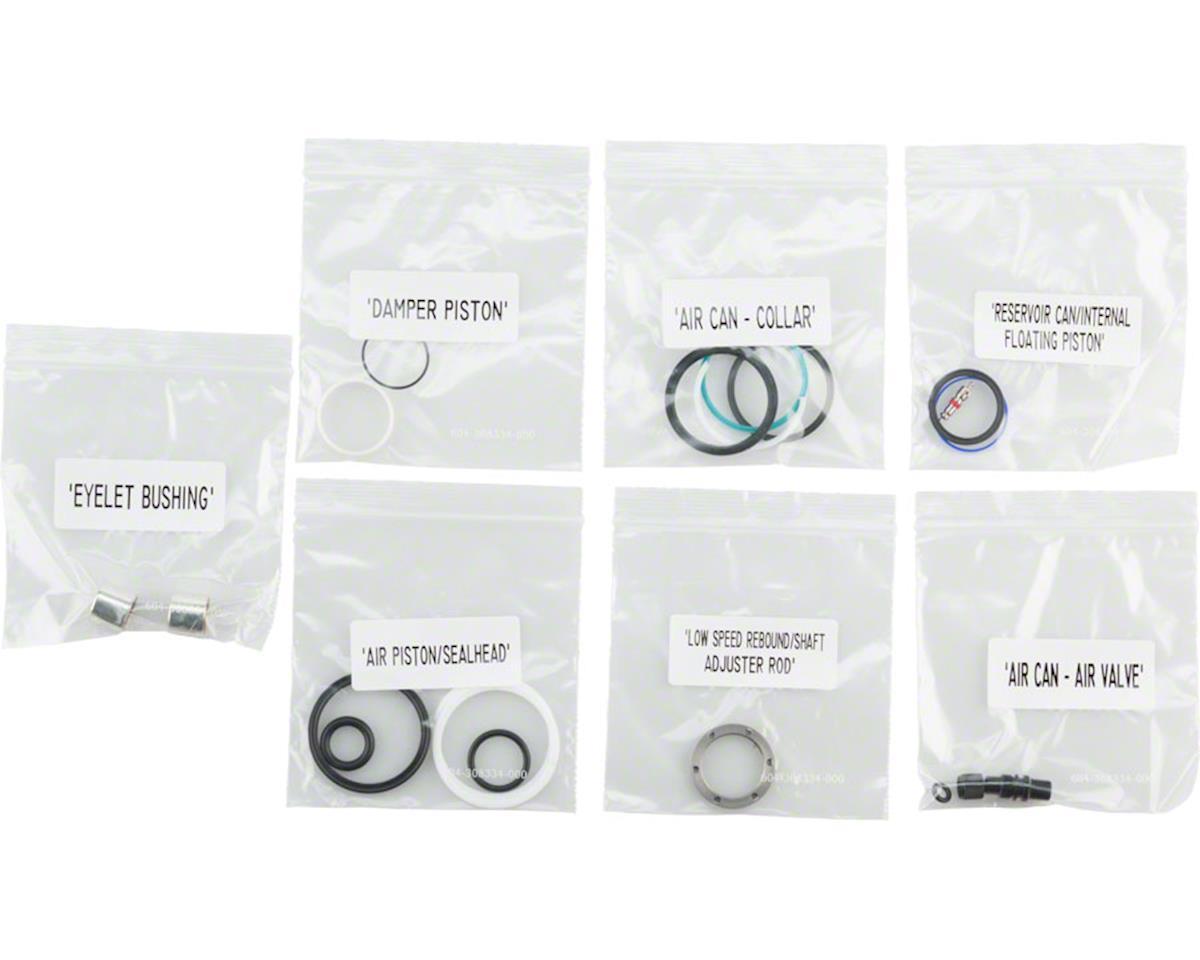 RockShox Rear Shock Service Kit, Basic: 2011 Vivid Air [11