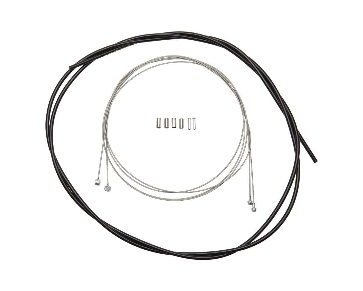 Shimano Road/MTB Brake Cable and Housing Set (Black