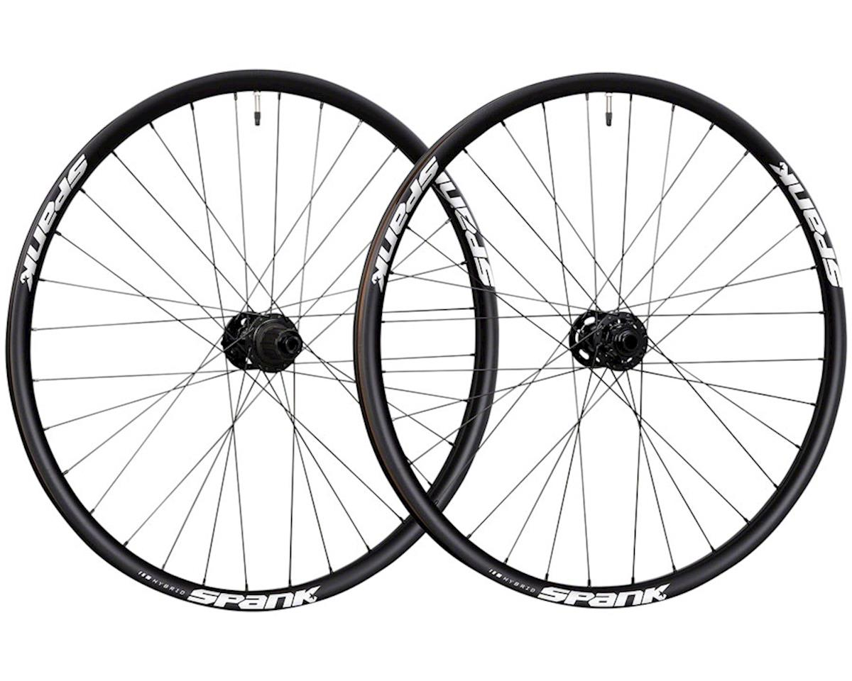 Spank Oozy Trail 345 E Bike 27 5 Wheelset 10 X 135mm