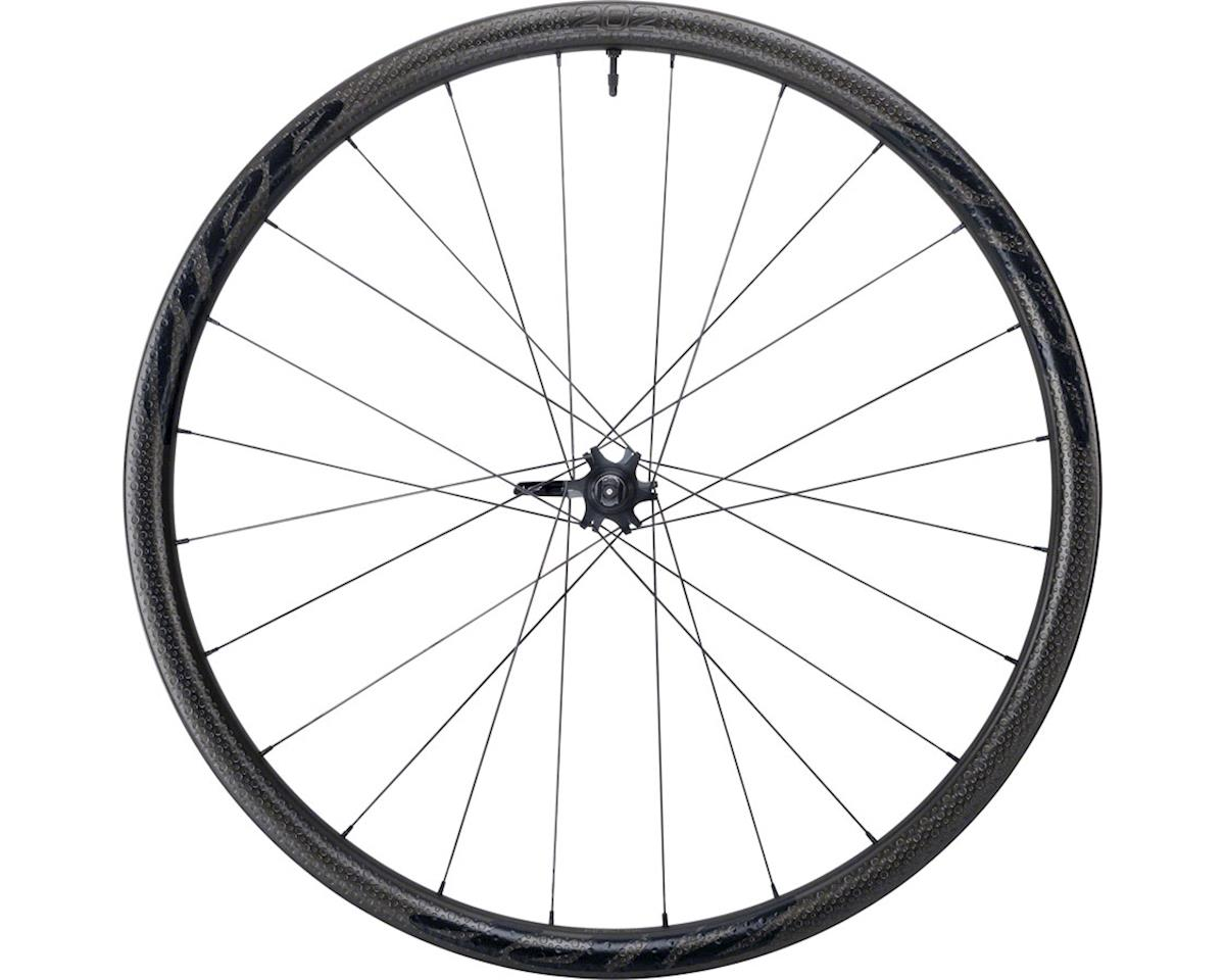 Zipp 202 Firecrest Carbon Clincher Tubeless Front Wheel 700c 6 Bolt Disc 00 343 001