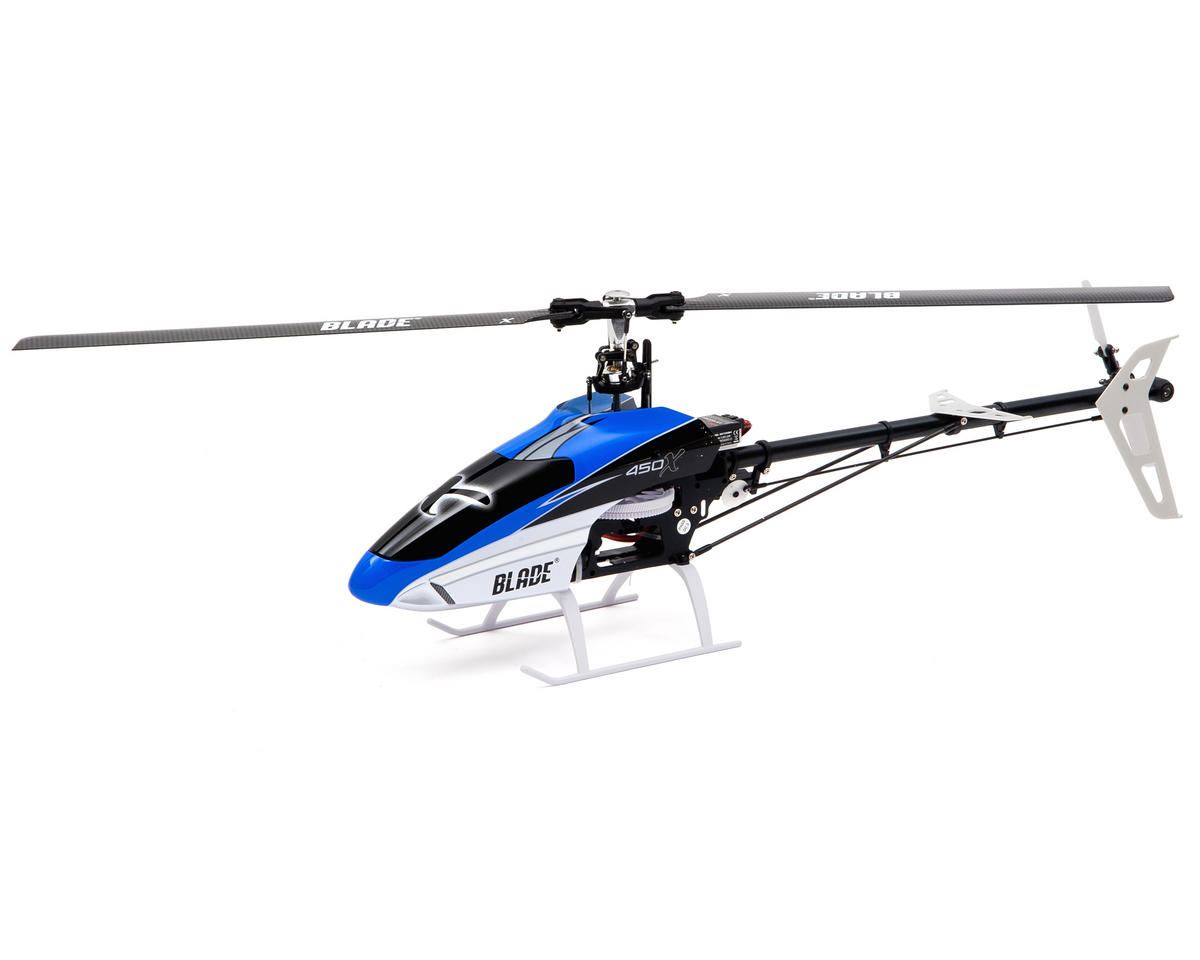 Blade Helis 450 X Bind N Fly Flybarless Electric