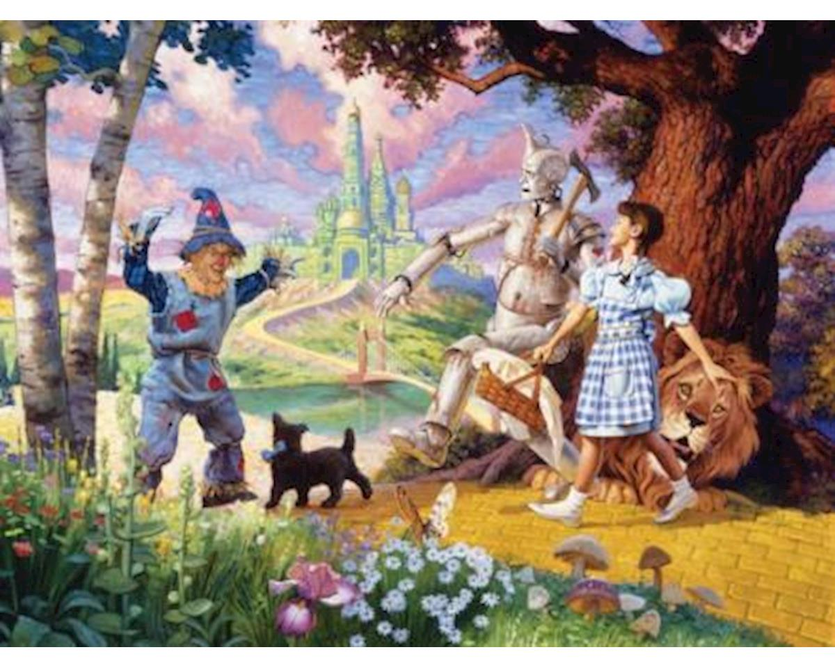 Cobble Hill Puzzles Cobble Hill 350 Piece The Wizard Of Oz