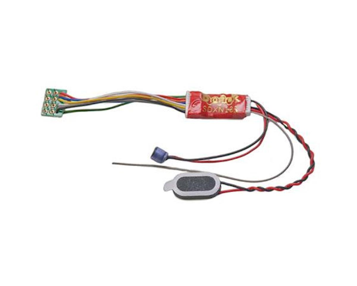 Digitrax Inc N 16 Bit Sound Decoder Motor 6 Functions