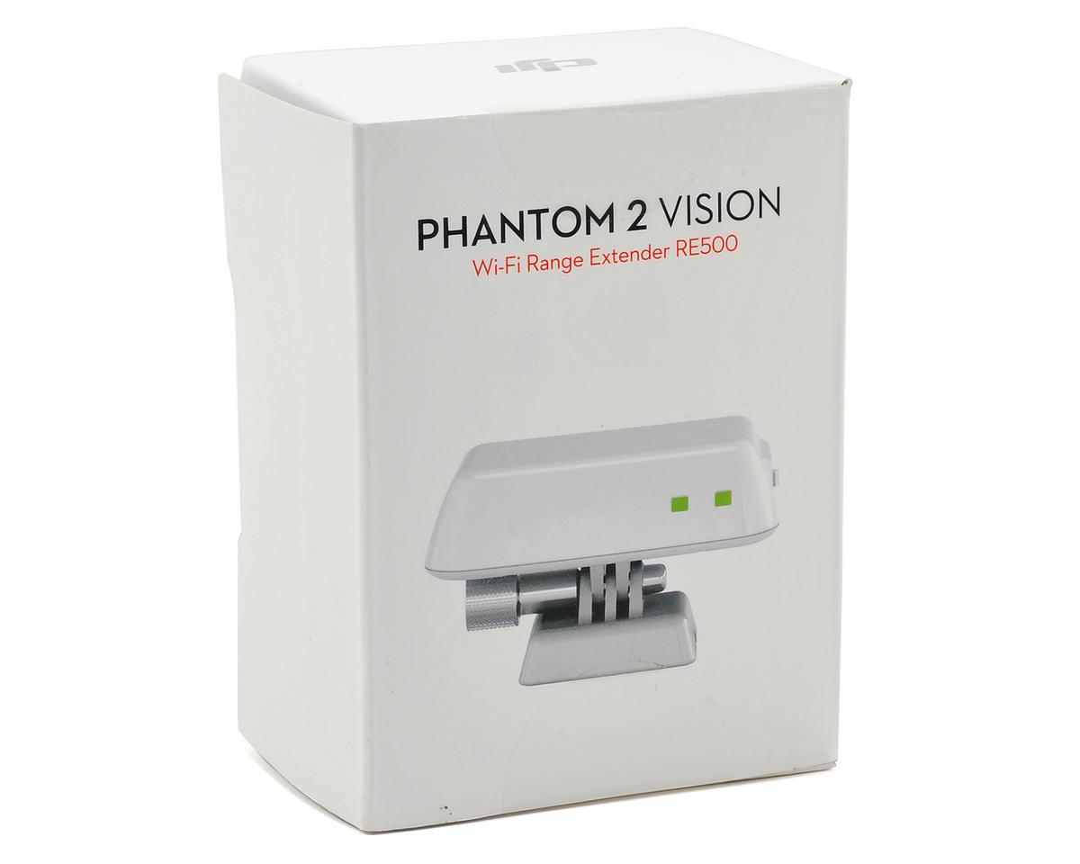 dji phantom 2 wi fi wiring diagram dual electric fan with relay vision re500 range extender part 17