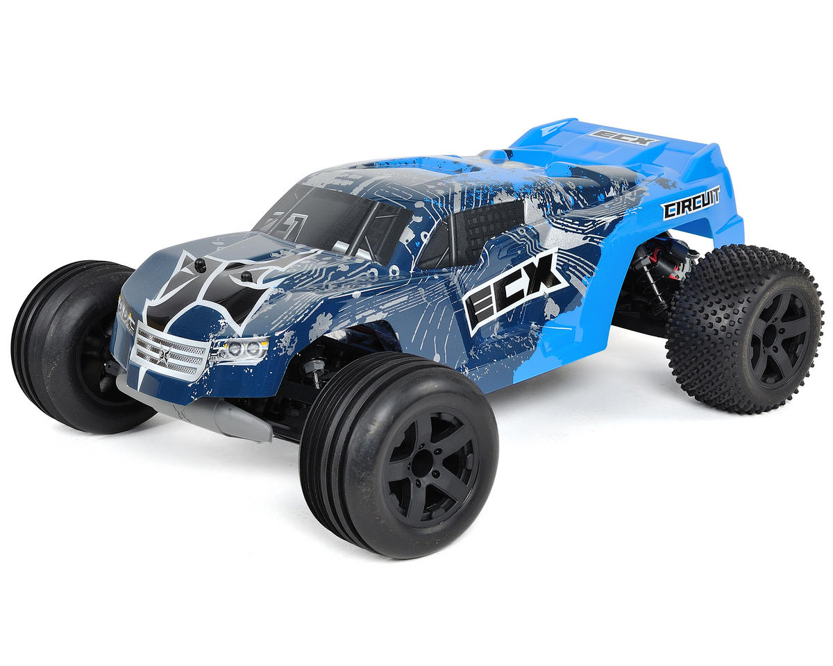 Electrix Rc Circuit 1 10th Stadium Truck Rcblogcom