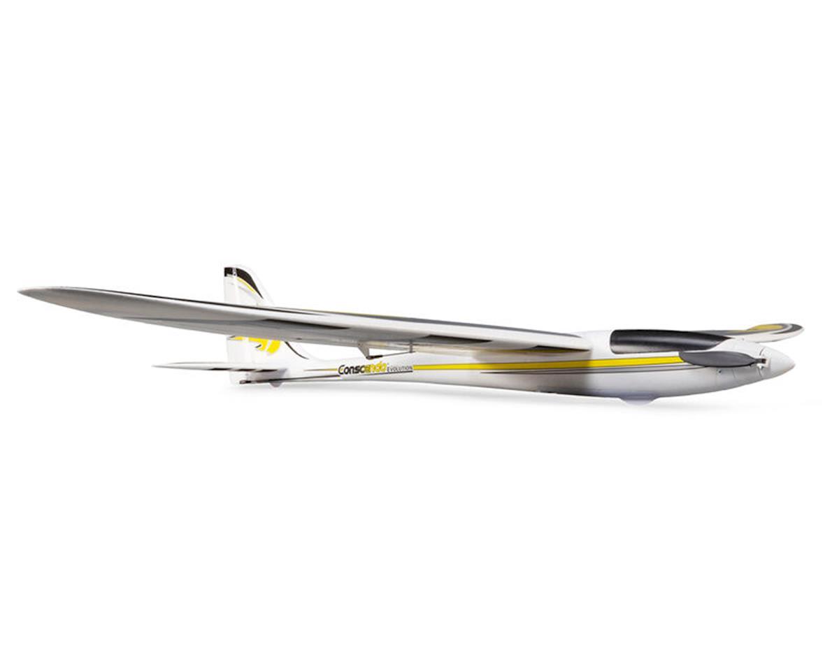 E-flite Conscendo Evolution 1.5m BNF Basic Powered Glider