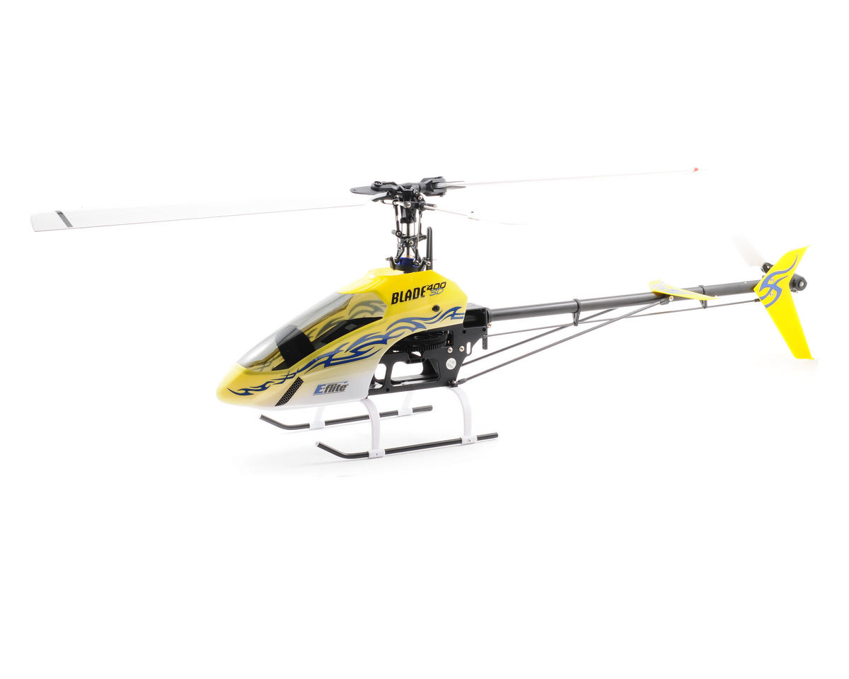 Blade 400 3d Arf Replacement Electric Helicopter Airframe