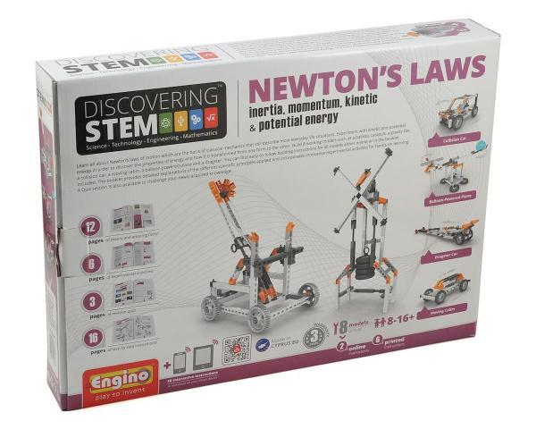Newton's Law Elenco Electronics
