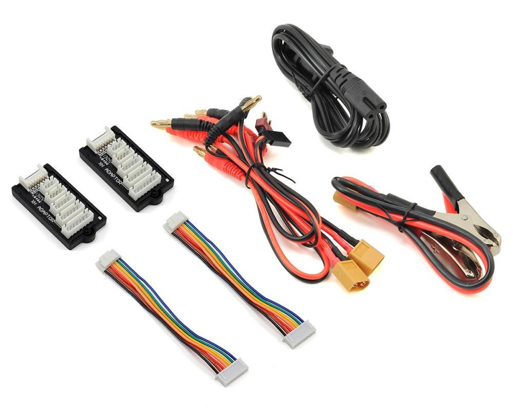 medium resolution of hitec x2 ac plus black edition ac dc multi charger 6s 10a 100w hrc44270 cars trucks amain hobbies