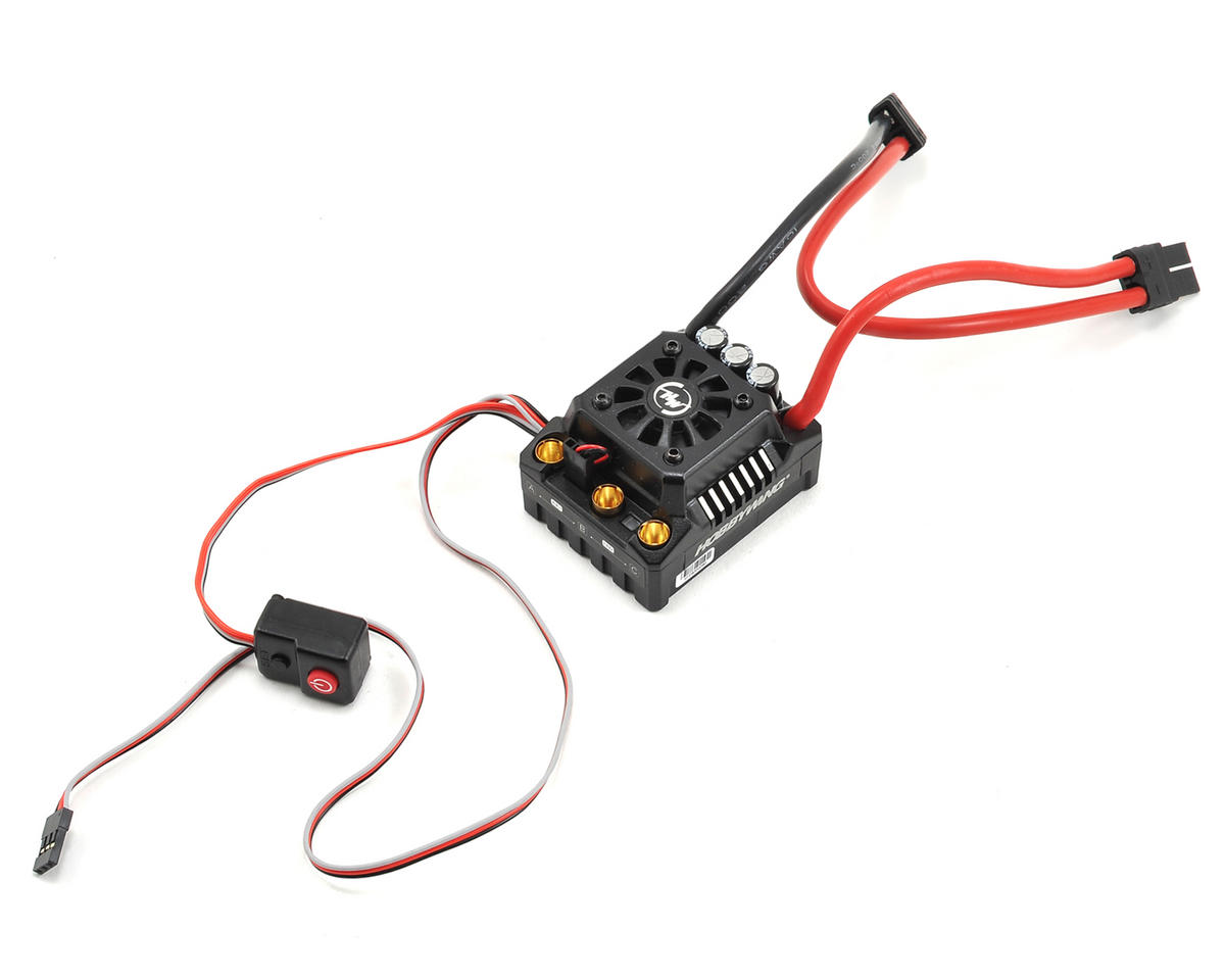 Hobbywing Ezrun Max8 V3 Waterproof Brushless Esc W Traxxas Plug Hwa