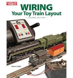 kalmbach publishing wiring your toy train layout 2nd edition [ 1200 x 960 Pixel ]