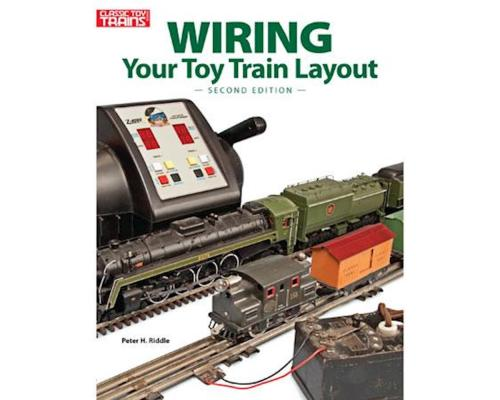 small resolution of kalmbach publishing wiring your toy train layout 2nd edition