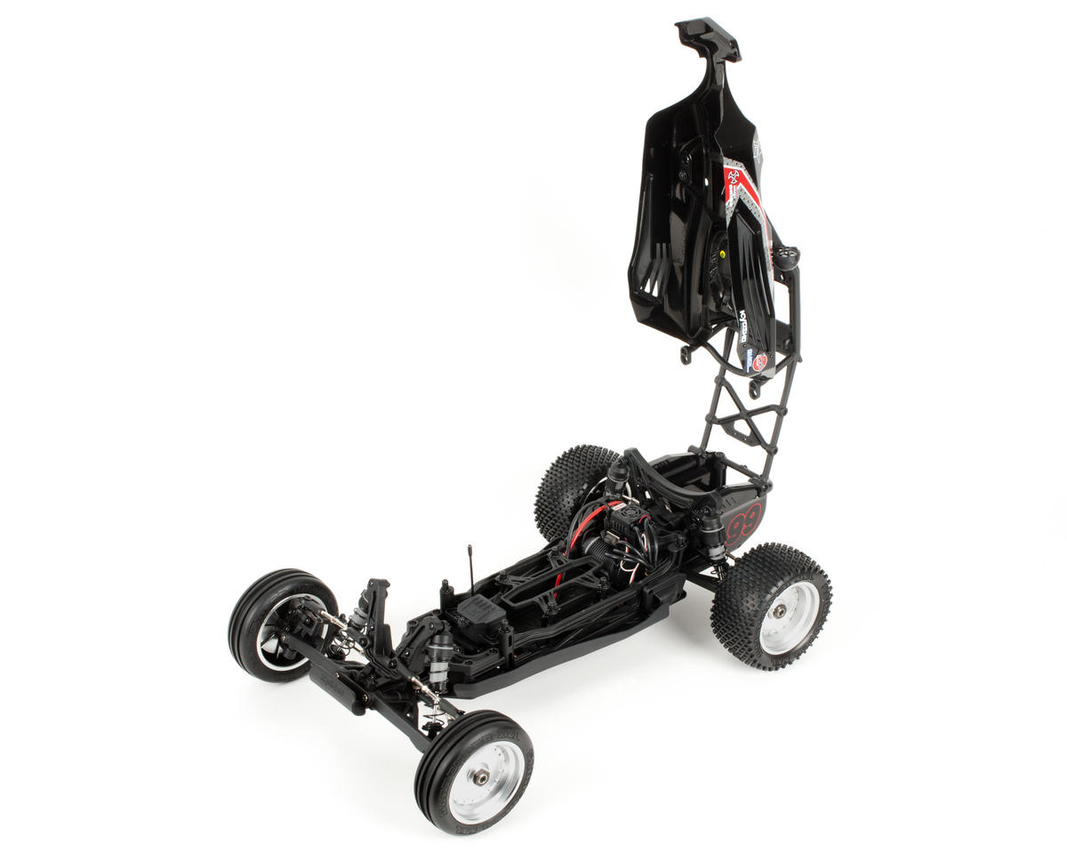 Scorpion xxl ve type 2 1 7 scale 2wd buggy by kyosho kyo30973t2b cars trucks hobbytown