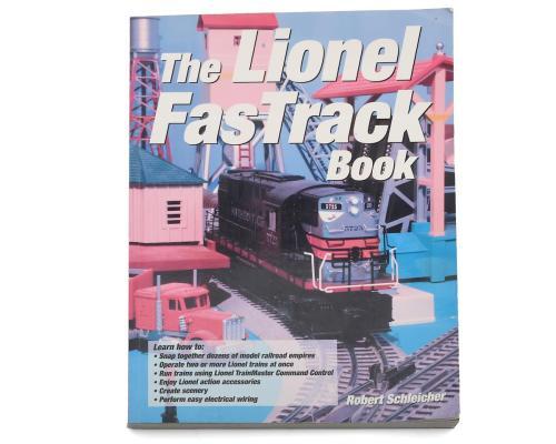 small resolution of lionel fastrack book