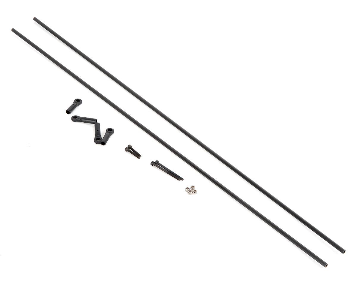 Mikado Carbon Tail Boom Support Set (600SE) [MIK4354
