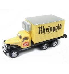 classic metal works ho 1941 1946 chevy reefer box truck rhiengold beer [ 1200 x 960 Pixel ]