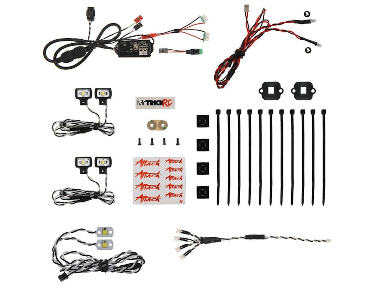Mytrickrc Vanquish Vs4 10 Light Kit W Dg 1