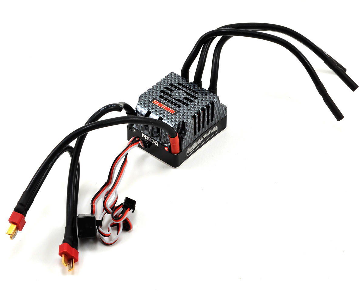 Team Orion Vortex R8 ProX Extreme 1/8 Scale Brushless ESC