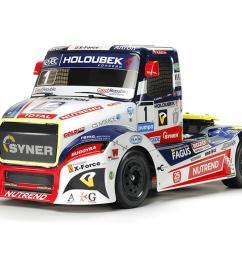 tamiya buggyra fat fox 1 14 4wd on road semi truck kit tam58661 cars trucks amain hobbies [ 1200 x 960 Pixel ]