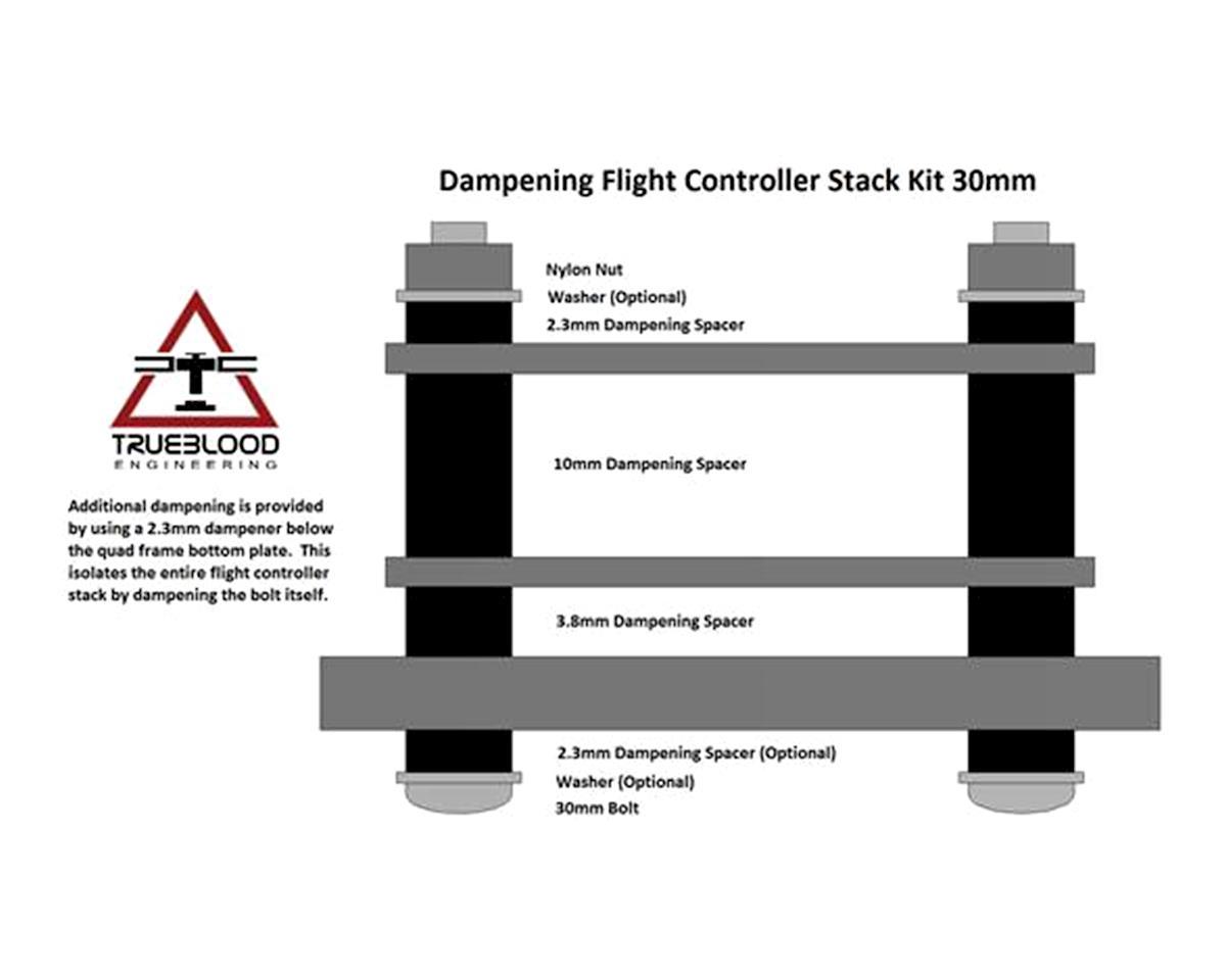 Trueblood Engineering 30mm Flight Controller Stack Damper