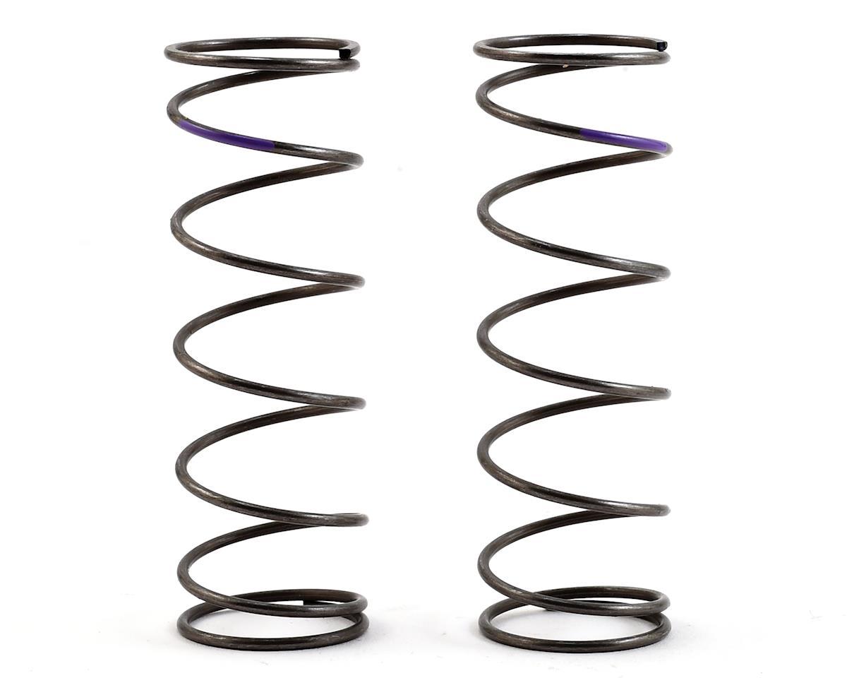 Team Losi Racing 16mm Evo Front Shock Spring Set Violet