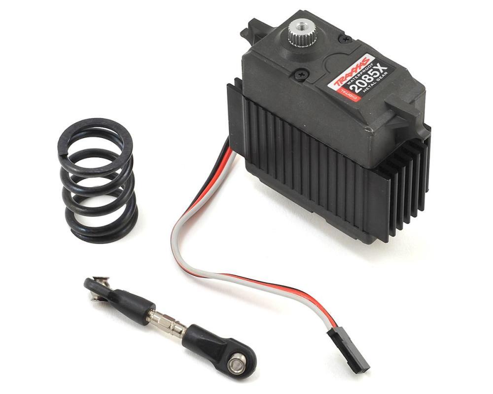 medium resolution of traxxas x maxx waterproof digital high torque servo