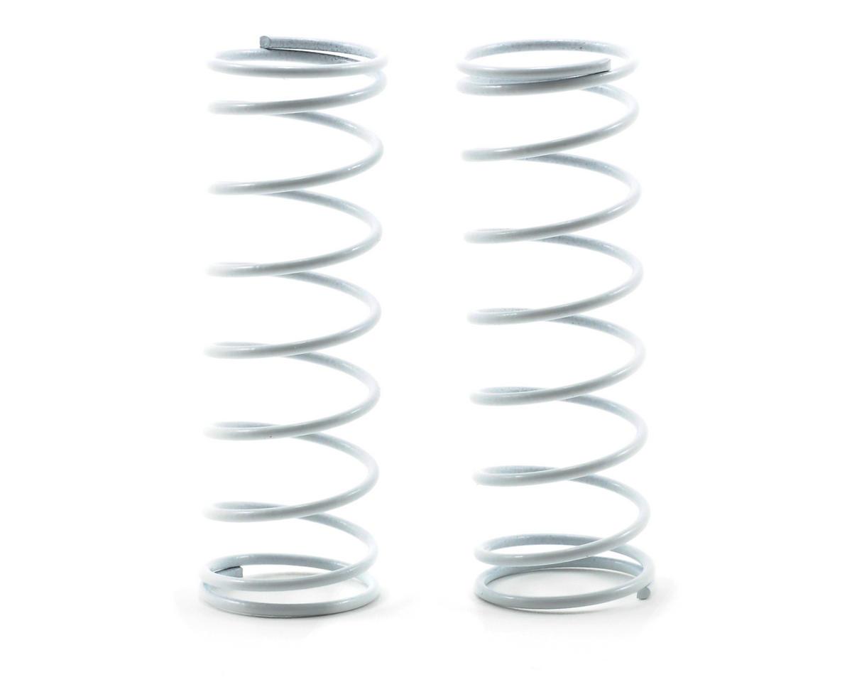 Traxxas Front Shock Spring Set (White) (2) [TRA2458A