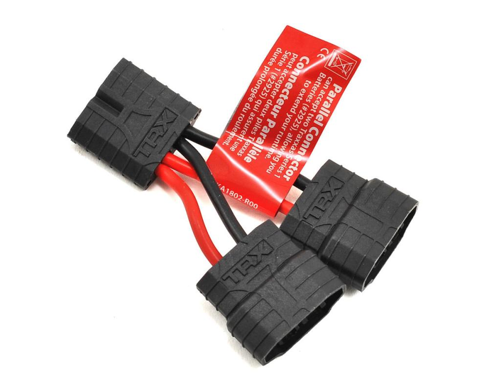 medium resolution of this item earns up to 8 vip reward points learn more traxxas parallel battery wire harness