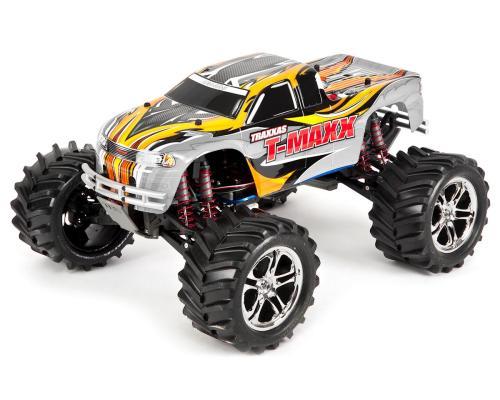 small resolution of traxxas t maxx classic rtr monster truck white tra49104 1 wht cars trucks hobbytown