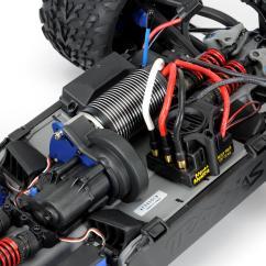 E Revo Brushless Parts Diagram Hp Laptop Traxxas Rtr Monster Truck W Tqi 2 4ghz