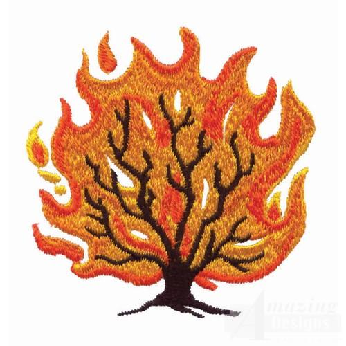 Image result for burning bush