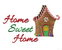 Sweet Home Embroidery Designs