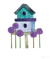 Mckenna Ryans Home Tweet Embroidery Design 9