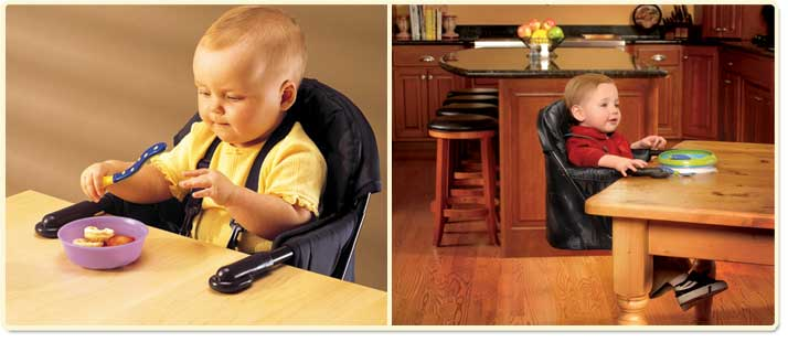 regalo portable high chair cover rental mn buy easy diner hook on lifestyle shot