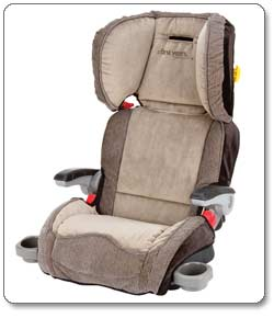 The B540 Booster Seat (City Chic, Black)