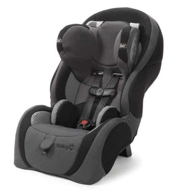 Safety St Complete Air  Protect Convertible Car Seat Manual