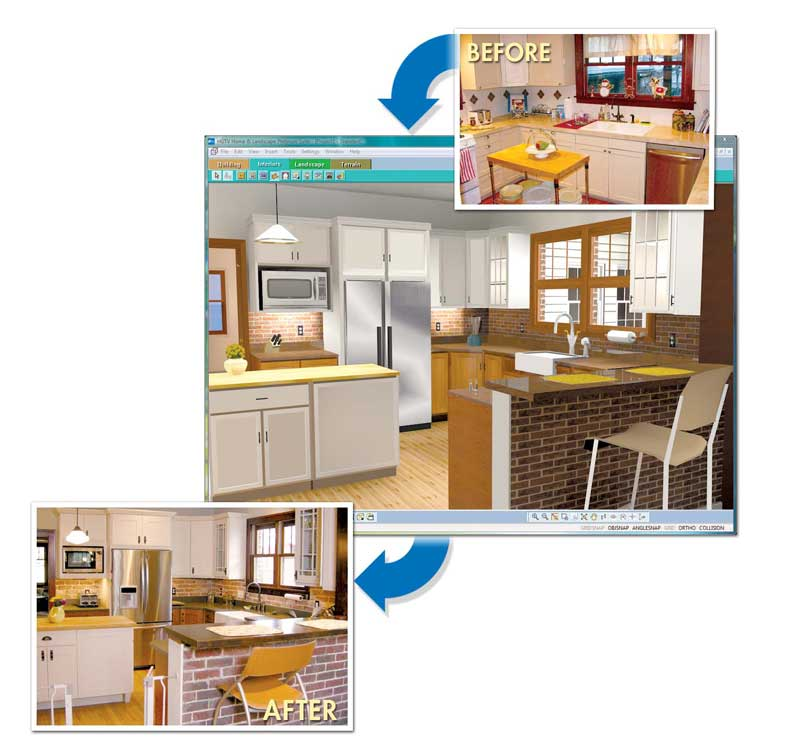 Hgtv Home Design & Remodeling Suite Pc Software  Amazonca