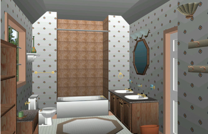 home designer bathroom Home Designer