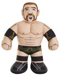 WWE Brawlin' Buddies Sheamus Plush Figure