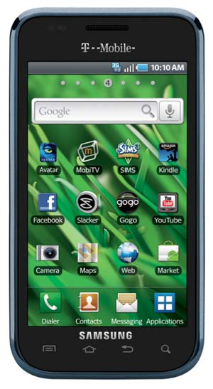 samsung vibrant phone t-mobile