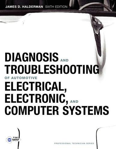 [PDF] Diagnosis and Troubleshooting of Automotive